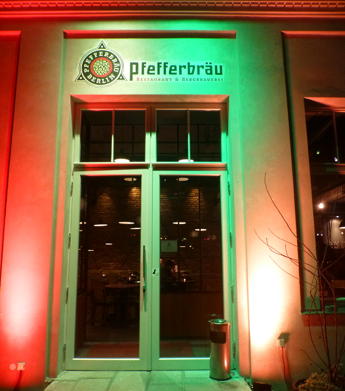 Pfefferbräu Bergbrauerei & Schankhalle – VIA Schankhalle Pfefferberg gGmbH, Berlin, Bier in Berlin, Bier vor Ort, Bierreisen, Craft Beer, Brauerei, Gasthausbrauerei