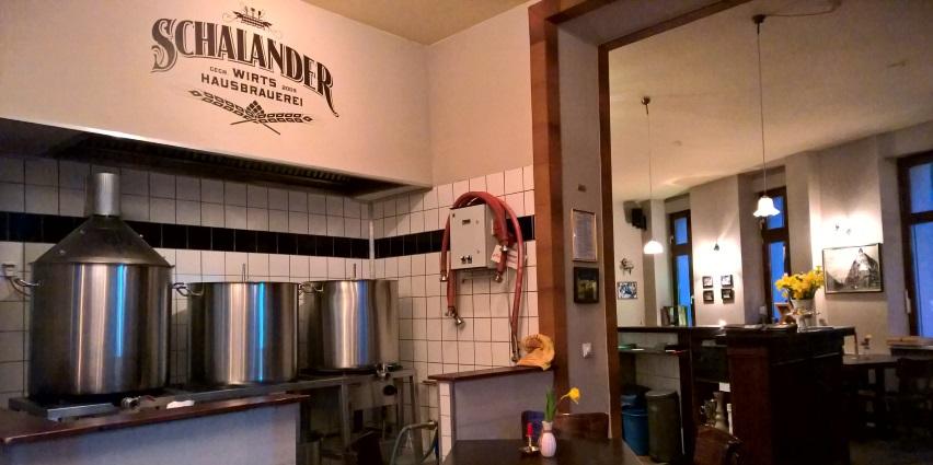 Schalander Hausbrauerei, Berlin, Bier in Berlin, Bier vor Ort, Bierreisen, Craft Beer, Brauerei, Gasthausbrauerei