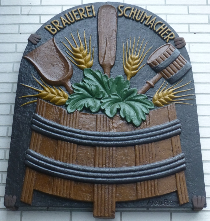 Brauerei Ferd. Schumacher GmbH & Co. KG, Düsseldorf, Bier in Nordrhein-Westfalen, Bier vor Ort, Bierreisen, Craft Beer, Brauerei