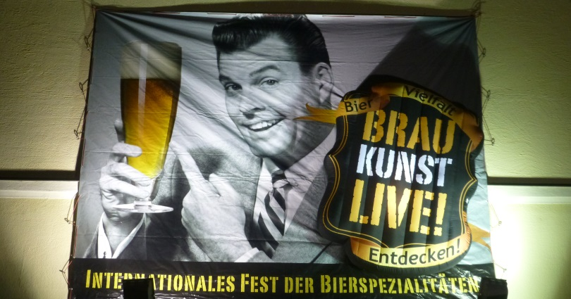 Braukunst Live! 2015, München, Bier in Bayern, Bier vor Ort, Bierreisen, Craft Beer, Bierfestival