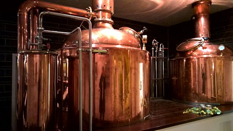 Halber Mond Restaurant GmbH & Co. KG, Heppenheim, Bier in Hessen, Bier vor Ort, Bierreisen, Craft Beer, Brauerei, Gasthausbrauerei