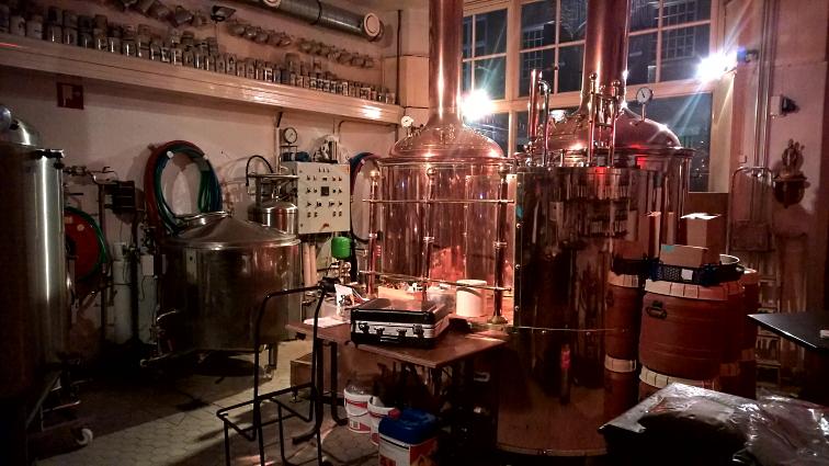 Stadsbrouwerij van Kollenburg, 's Hertogenbosch, Bier in den Niederlanden, Bier vor Ort, Bierreisen, Craft Beer, Brauerei, Gasthausbrauerei