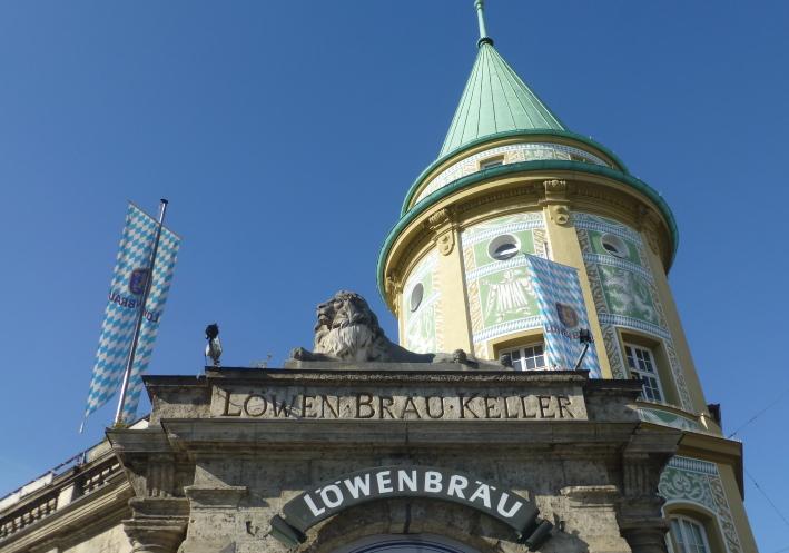 Löwenbräukeller – Bräustüberl, München, Bier in München, Bier vor Ort, Bierreisen, Craft Beer, Biergarten, Bierrestaurant