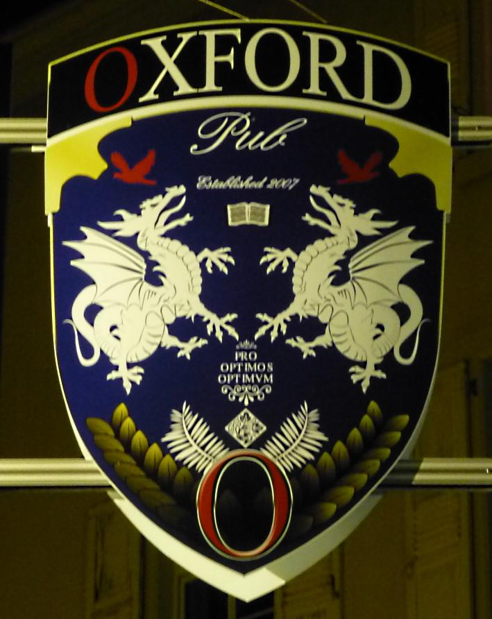 Oxford Pub, Karlsruhe, Bier in Baden-Württemberg, Bier vor Ort, Bierreisen, Craft Beer, Bierbar, Pub