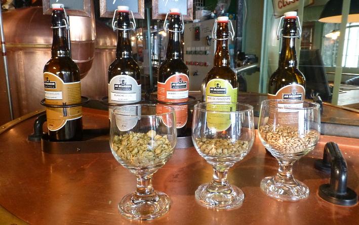 Au Brasseur, Strasbourg, Bier in Frankreich, Bier vor Ort, Bierreisen, Craft Beer, Brauerei, Gasthausbrauerei