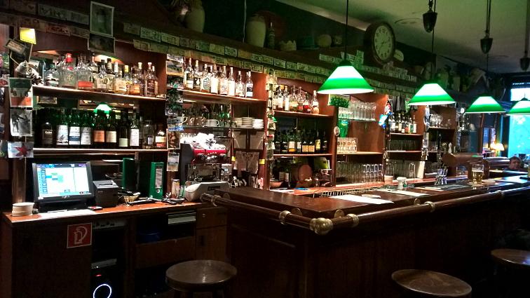 Bray Head Irish Pub, Karlsruhe, Bier in Baden-Württemberg, Bier vor Ort, Bierreisen, Craft Beer, Pub