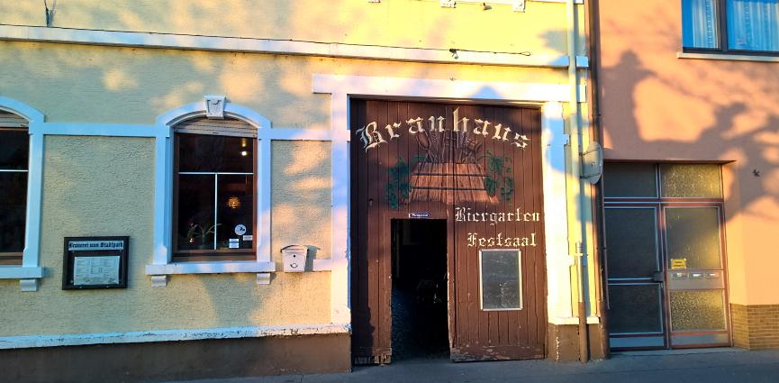 Brauerei zum Stadtpark, Hockenheim, Bier in Baden- Württemberg, Bier vor Ort, Bierreisen, Craft Beer, Brauerei, Gasthausbrauerei