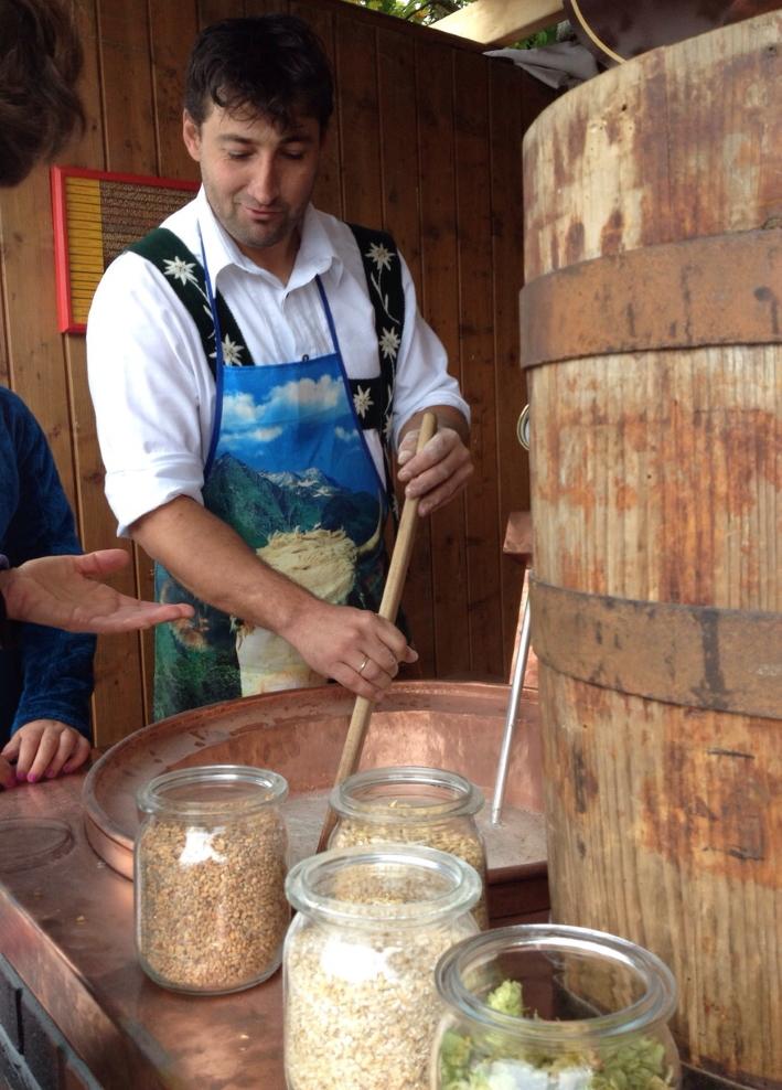 BernardiBräu, Bier Alp, Rettenberg, Bier in Bayern, Bier im Allgäu, Bier vor Ort, Bierreisen, Craft Beer, Brauerei, Bierbar, Biergarten