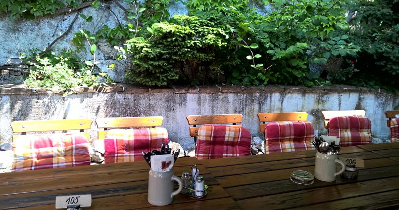 Landgasthof Adlerbräu, Ernstbrunn, Bier in Österreich, Bier vor Ort, Bierreisen, Craft Beer, Biergarten, Bierrestaurant
