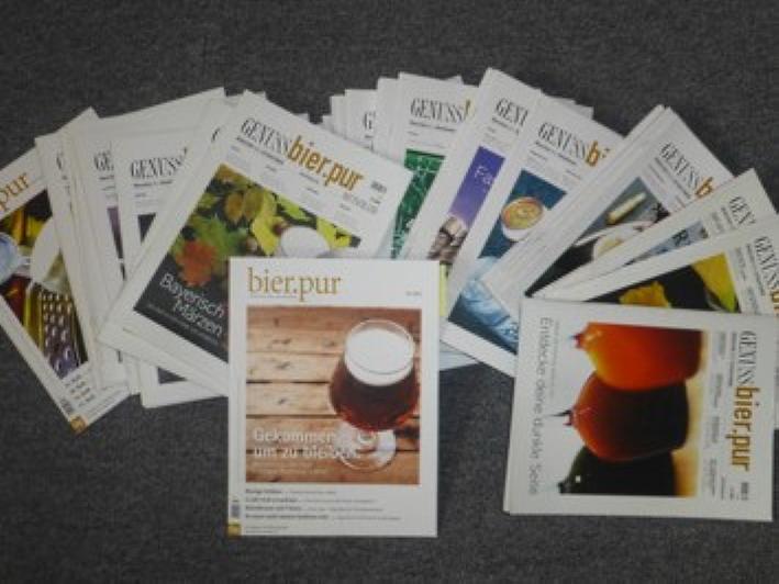 Genuss bier.pur / bier.pur -Menschen, Biere, Attraktionen, Bier in Österreich, Bier vor Ort, Bierreisen, Craft Beer