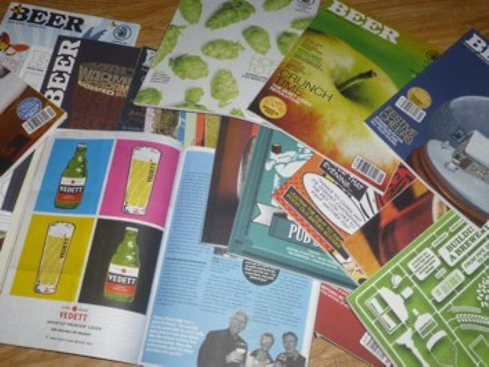 Beer, Quarterly Magazine of the Campaign for Real Ale, Bier in Großbritannien, Bier vor Ort, Bierreisen, Craft Beer, Biermagazin