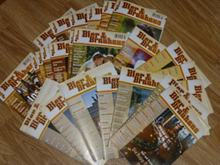 Bier & Brauhaus, Das Infomagazin für Biergenuss und Braukultur, Bier vor Ort, Bierreisen, Craft Beer, Biermagazin