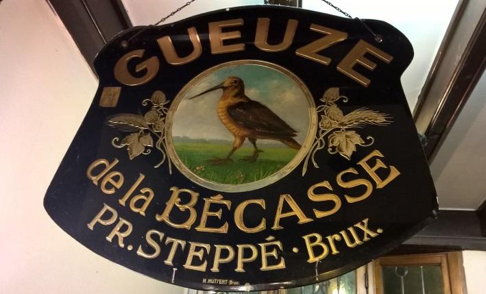 A la Bécasse, Brüssel, Bier in Belgien, Bier vor Ort, Bierreisen, Craft Beer, Bierbar