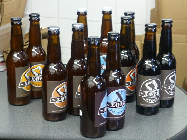 Xaver – Die Brauerei, Wien, Bier in Österreich, Bier vor Ort, Bierreisen, Craft Beer, Brauerei, Taproom