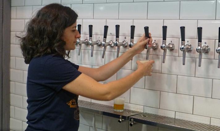 Dois Corvos Cervejeira, Lda., Lisboa, Bier in Lissabon, Bier vor Ort, Bierreisen, Craft Beer, Brauerei, Taproom