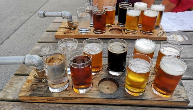 Hawidere – Burger & Bier, Wien, Bier in Österreich, Bier vor Ort, Bierreisen, Craft Beer, Bierbar