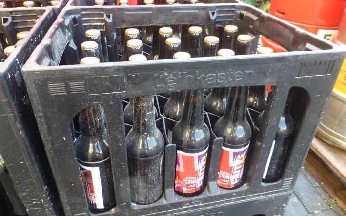 Ale*Mania – Biersmarck GmbH, Bonn, Bier in Nordrhein-Westfalen, Bier vor Ort, Bierreisen, Craft Beer, Brauerei
