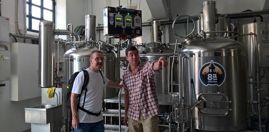Oitava Colina, Lisboa, Bier in Portugal, Bier vor Ort, Bierreisen, Craft Beer, Brauerei