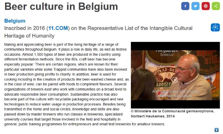 Von der UNESCO anerkannt: Bierkultur in Belgien wird immaterielles Kulturerbe