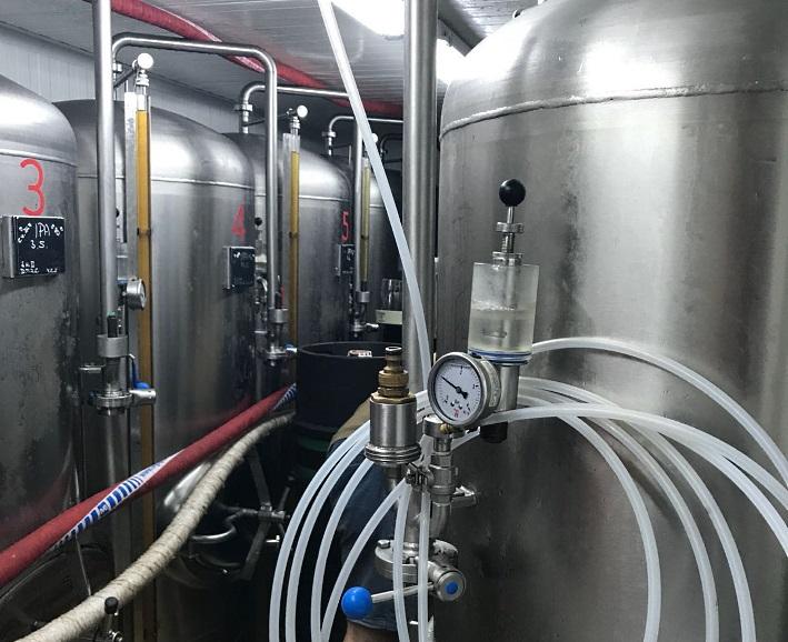 Pivovar Vraník, Trnava, Bier in Tschechien, Bier vor Ort, Bierreisen, Craft Beer, Brauerei, Gasthausbrauerei