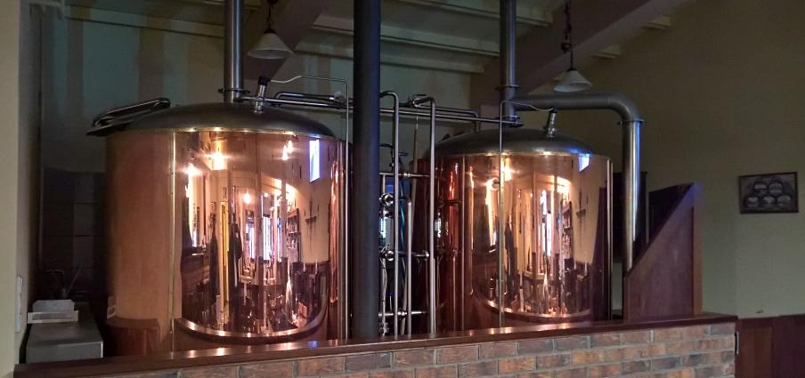 Minipivovar Jižan, Přerov, Bier in Tschechien, Bier vor Ort, Bierreisen, Craft Beer, Brauerei, Gasthausbrauerei
