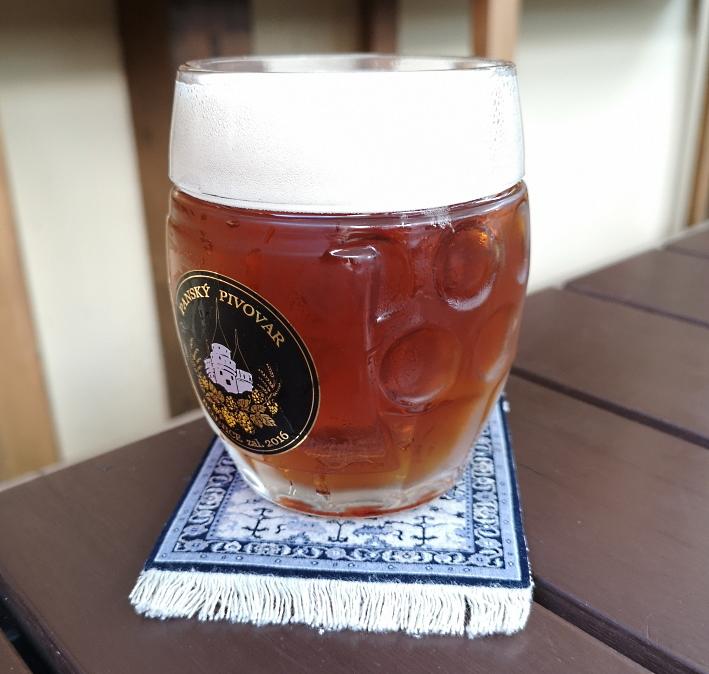 Panský Pivovar Bojnice, Bojnice, Bier in der Slowakei, Bier vor Ort, Bierreisen, Craft Beer, Brauerei