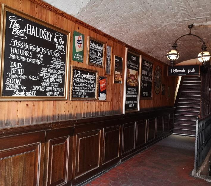 1. Slovak Pub, Bratislava, Bier in der Slowakei, Bier vor Ort, Bierreisen, Craft Beer, Bierbar, Bierrestaurant