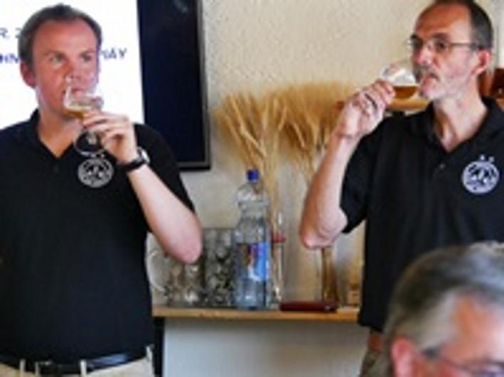"""Lahnsteiner Bierseminar Extraausgabe """"Bier und Käse"""", Lahnstein, Bier in Rheinland-Pfalz, Bier vor Ort, Bierreisen, Craft Beer, Brauerei, Bierseminar"""