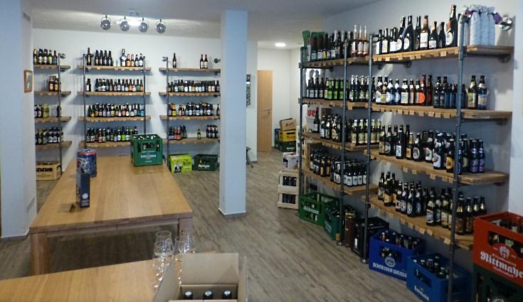 Braukunstwerk, Münster, Bier in Nordrhein-Westfalen, Bier vor Ort, Bierreisen, Craft Beer, Bottle Shop