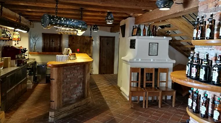I. Českobudějovický Minipivovar Kněžínek, České Budějovice, Bier in Tschechien, Bier vor Ort, Bierreisen, Craft Beer, Brauerei, Biergarten, Gasthausbrauerei