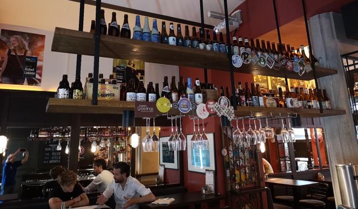 Stadtboden, Wien, Bier in Österreich, Bier vor Ort, Bierreisen, Craft Beer, Bierbar