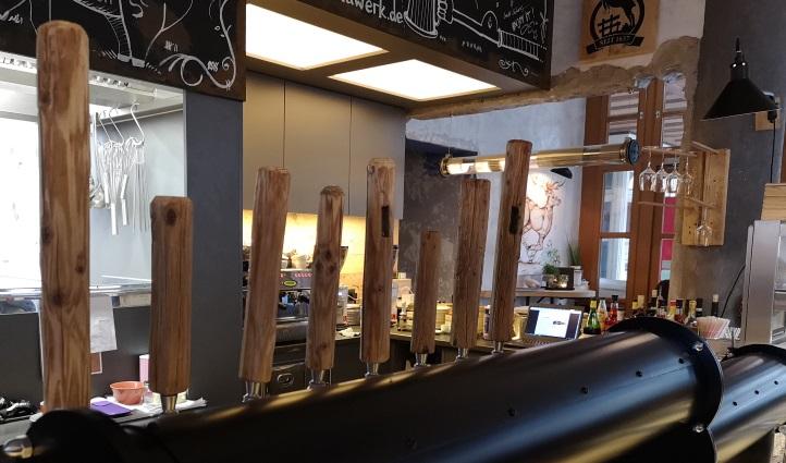 's handwerk, Sonthofen, Bier in Bayern, Bier vor Ort, Bierreisen, Craft Beer, Bierbar, Bierrestaurant