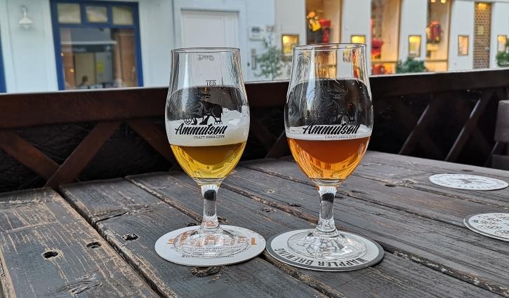 AmmutsØn, Wien, Bier in Österreich, Bier vor Ort, Bierreisen, Craft Beer, Bierbar