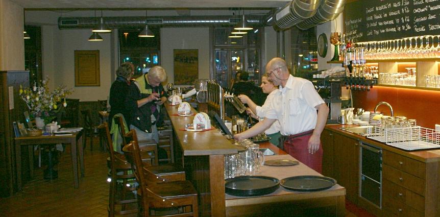 Gasthaus Hansy, Wien, Bier in Österreich, Bier vor Ort, Bierreisen, Craft Beer, Brauerei, Bierrestaurant