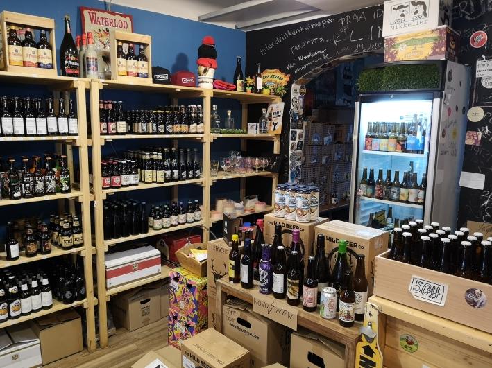 Že v redu, Primož!, Ljubljana, Bier in Slowenien, Bier vor Ort, Bierreisen, Craft Beer, Bottle Shop