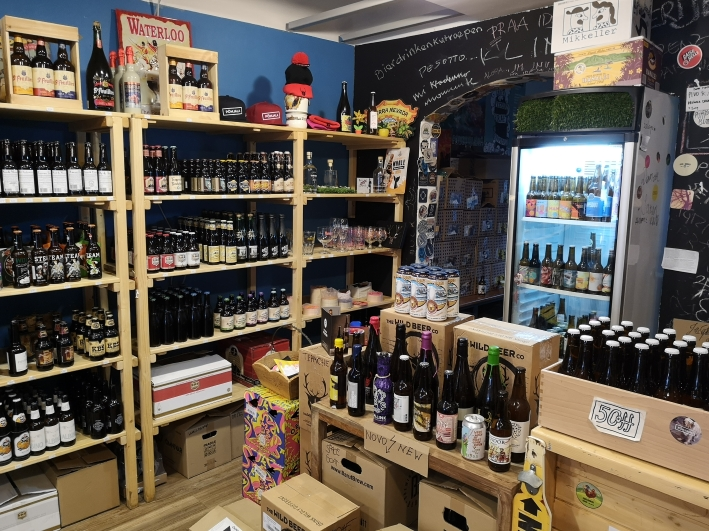 Že v redu, Primož!, Ljubljana, Bier in Slowenien, Bier vor Ort, Bierreisen, Craft Beer, Bottle Shop