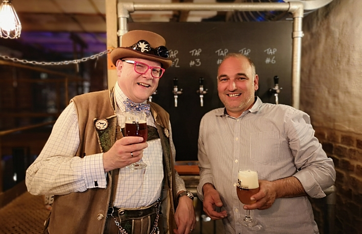 Bräuhaus Ten.Fifty., Wien, Bier in Österreich, Bier vor Ort, Bierreisen, Craft Beer, Brauerei, Bierbar