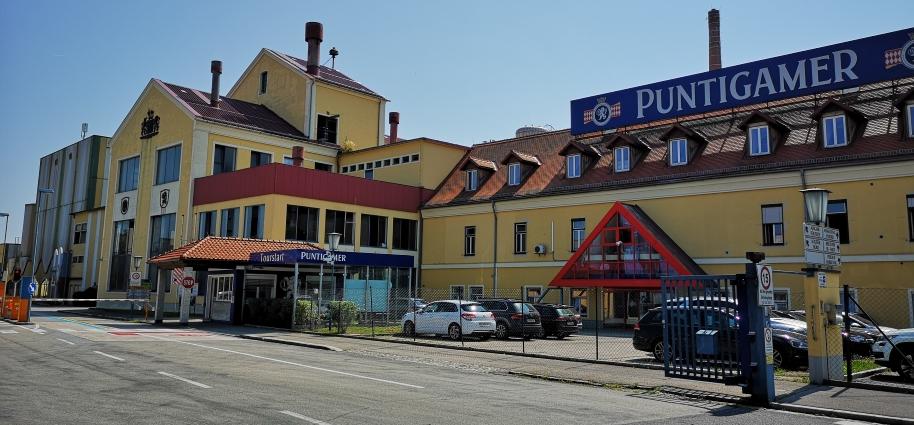 Brauerei Puntigam, Graz, Bier in Österreich, Bier vor Ort, Bierreisen, Craft Beer, Brauerei
