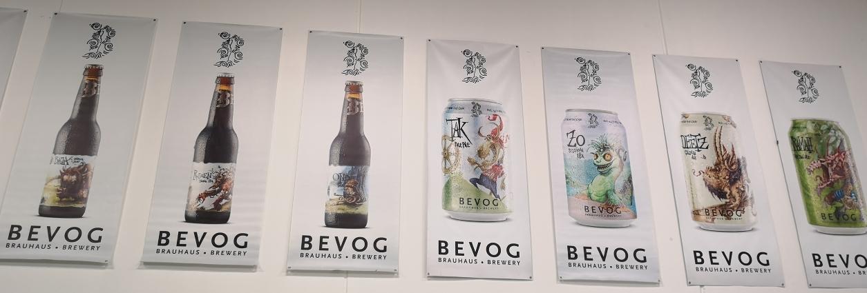 Brauhaus Bevog GmbH, Bad Radkersburg, Bier in Österreich, Bier vor Ort, Bierreisen, Craft Beer, Brauerei