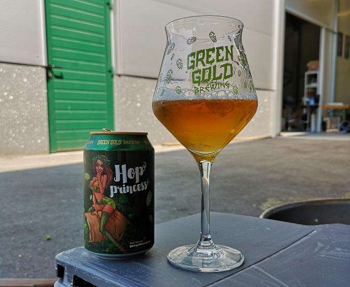 Green Gold Brewing, Šempeter v Savinjski Dolini, Bier in Slowenien, Bier vor Ort, Bierreisen, Craft Beer, Brauerei, Hopfenhof