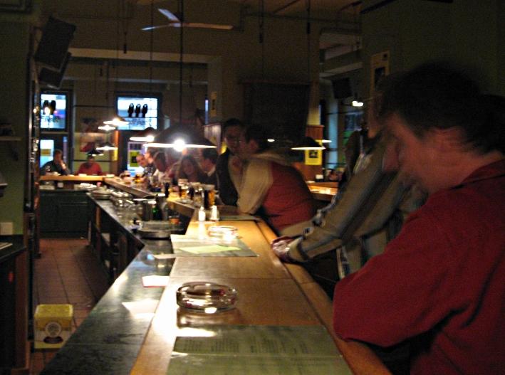 Krah Krah, Wien, Bier in Österreich, Bier vor Ort, Bierreisen, Craft Beer, Bierbar
