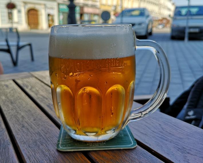 Pilsner Urquell Original Restaurant Prostějov, Prostějov, Bier in Tschechien, Bier vor Ort, Bierreisen, Craft Beer, Bierrestaurant