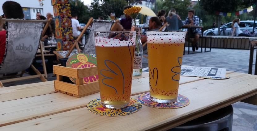 Pivnica Lajbah, Ljubljana, Bier in Slowenien, Bier vor Ort, Bierreisen, Craft Beer, Bierfestival, Bierbar