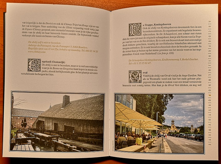 Ben Vinken: Trappistenbier van A tot Z, Bier vor Ort, Bierreisen, Craft Beer, Brauerei, Bierbuch, Trappistenbier