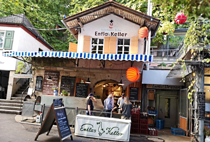 Entla's Keller, Erlangen, Bier in Franken, Bier in Bayern, Bier vor Ort, Bierreisen, Craft Beer, Biergarten, Bierkeller