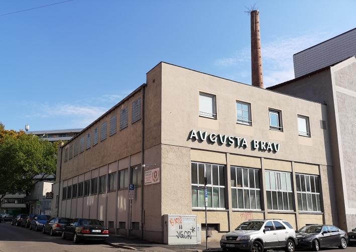 Augusta-Brauerei GmbH, Augsburg, Bier in Bayern, Bier vor Ort, Bierreisen, Craft Beer, Brauerei