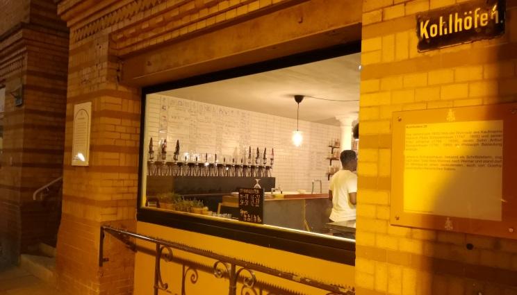Bar Oorlam, Hamburg, Bier in Hamburg, Bier vor Ort, Bierreisen, Craft Beer, Bierbar