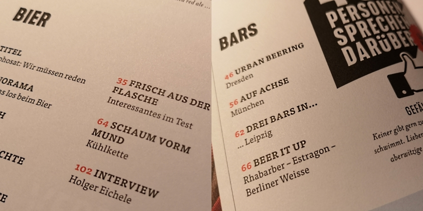 Bier, Bars & Brauer, Bier vor Ort, Bierreisen, Craft Beer, Biermagazin