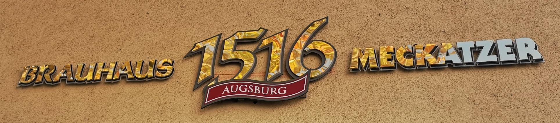 Brauhaus 1516 Augsburg, Augsburg, Bier in Bayern, Bier vor Ort, Bierreisen, Craft Beer, Bierrestaurant