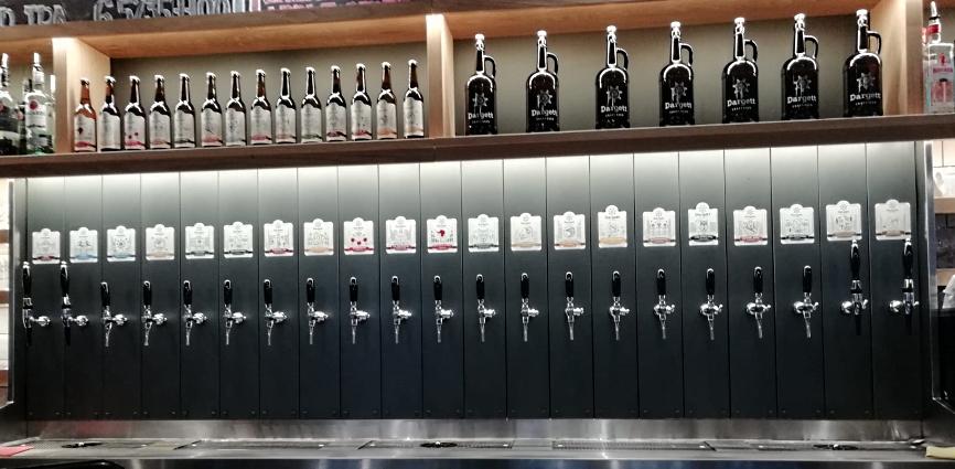 Dargett Brewpub, Jerewan, Bier in Armenien, Bier vor Ort, Bierreisen, Craft Beer, Brauerei, Gasthausbrauerei
